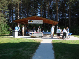 Evergreen Picnic Area